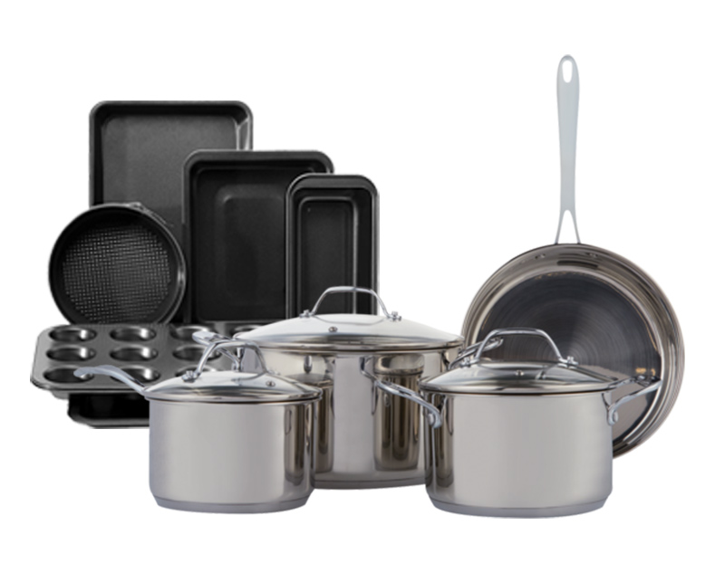 Cookware and Bakeware