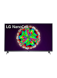 LG 65-Inch NanoCell 4K Ultra HD LED Smart TV, 65NANO79, Black