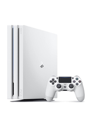 Sony PlayStation 4 Pro Console, 1TB, with 1 Controller, White