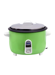 Geepas 4.2L Rice Cooker, 1600W, GRC4321, Green