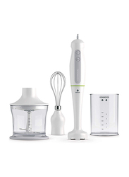 Kenwood Triblade Hand Blender, 800W, HDP104WG, White