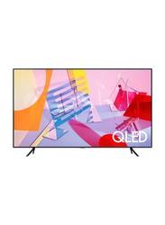 Samsung 55-Inch Flat 4K Ultra HD Smart QLED TV, QA55Q60TAUXZN, Black