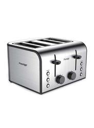 Prestige 4-Slice Toaster, 1600W, PR54904, Silver
