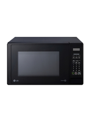 LG 20L Microwave Oven, 700W with Defrost Function, MS2042DB, Black