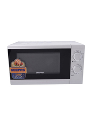 Geepas 20L Microwave Oven, 1200W with Defrost Function, GMO1894, White