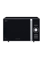 Daewoo 26L Microwave Oven with Grill, 900W with Digital Control, KQG-9GLK, Black