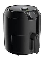 Tefal 4.2L Easy Fry Classique Plastic Oil-Less Large Air Fryer, EY201827, Black