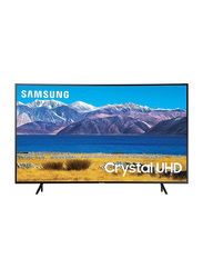Samsung 65-Inch Curved 4K Ultra HD LED Smart TV, UA65TU8300UXZN, Black