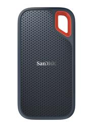 SanDisk 1TB SSD Extreme External Portable Hard Drive, USB-C, Black