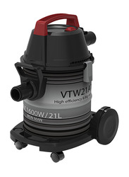 Super General Wet and Dry Vacuum Cleaner, SGVC2001WD, Black