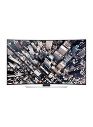 Samsung 65-Inch Flat 4K Crystal Ultra HD Smart LED TV, UA65AU9000AUXZN, Black