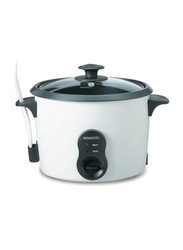 Kenwood 2L Rice Cooker, 762W, RC410, White