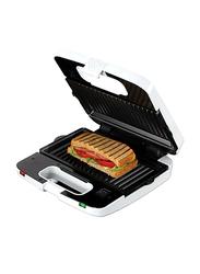 Kenwood Sandwich Maker, 700W, SM650, White