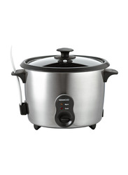 Kenwood 1.8L Rice Cooker, 762W, RC417, Silver