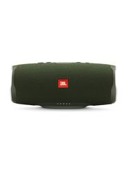 JBL Charge 4 Water Resistant Portable Bluetooth Speaker, Green