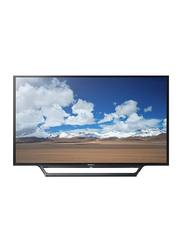 Sony Bravia 32-Inch HD Smart LED TV, KDL-32W600D, Black