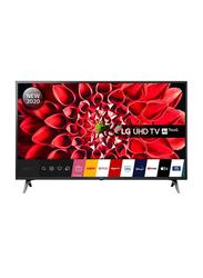 LG 55-Inch 4K Ultra HD LED Smart TV, 55UN7100, Black