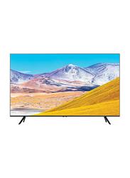 Samsung 65-Inch Flat 4K Crystal Ultra HD Smart LED TV, UA65TU8000UXZN, Black