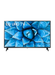 LG 55-Inch 4K Ultra HD LED Smart TV, 55UN7240, Black