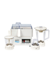 Super General 3 in 1 Juicer and Blender, 250W, SGBGS77, Silver