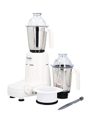 Preethi Chef Pro Mixer Grinder, 750W, MG128, White