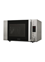 Kenwood 30L Microwave Oven, 900W with Digital Control, MWL321, Silver/Black