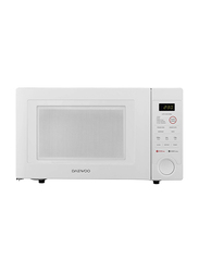 Daewoo 31L Microwave Oven, 1000W with Digital Control, KOR 1N3A, White