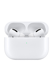 Apple AirPods Pro Wireless In-Ear Noise Cancelling Headphones with Mic, White