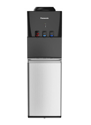 Panasonic Floor Standing Top Load Water Dispenser, SDM-WD3128TG, Black/Silver