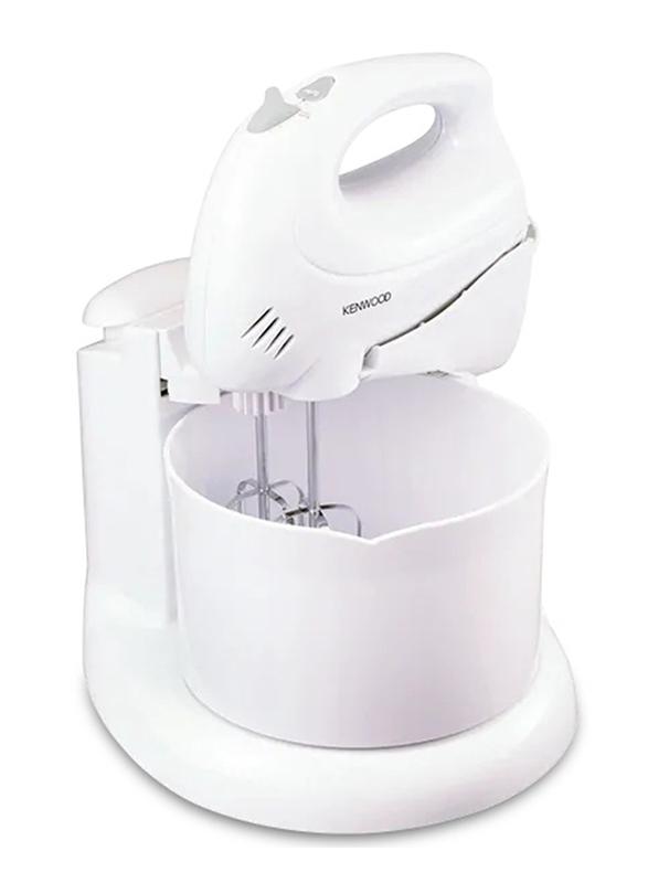 Kenwood Hand Mixer, 250W, HM430, White
