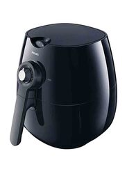 Philips Viva Collection Air Fryer with Rapid Air Technology, 1425W, HD9220, Black