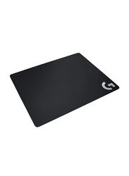 Logitech G240 Large Cloth Gaming Mouse Pad, Black