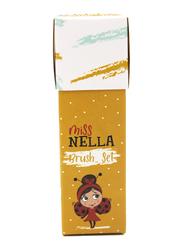 Miss Nella Brush Set, Beige
