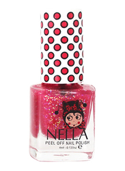 Miss Nella Nail Polish, 4ml, MN 10 Tickle-Me-Pink