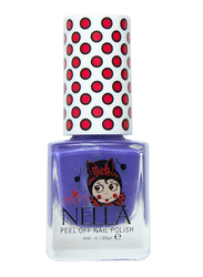 Miss Nella Nail Polish, 4ml, MN 11 Sweet Lavender, Blue