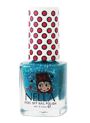 Miss Nella Nail Polish, 4ml, MN 15 Under the Sea, Blue
