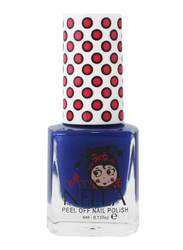 Miss Nella Nail Polish, 4ml, MM21 Kool Kids, Blue