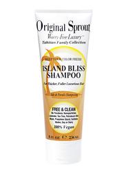 Original Sprout Island Bliss Hair Shampoo for Thicker/Fuller Luxurious Hair, 8oz
