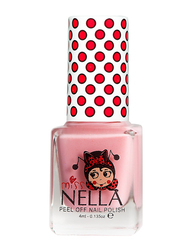 Miss Nella Nail Polish, 4ml, MN 05 Cheeky Bunny, Pink