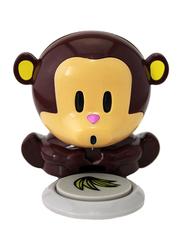 Miss Nella Monkey Dryer, Yellow/Brown