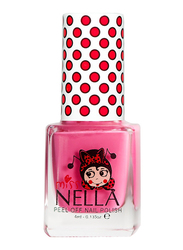 Miss Nella Nail Polish, 4ml, MN 03 Pink-A-Boo, Pink