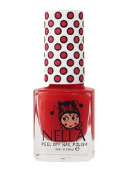 Miss Nella Nail Polish, 4ml, MN22 Class Clown, Red