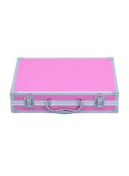 Miss Nella Complete Beauty Suitcase Set, Multicolor