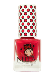 Miss Nella Nail Polish, 4ml, MN 09 Cherry Macaroon, Pink