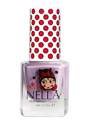 Miss Nella Nail Polish, 4ml, MN 06 Butterfly Wings, Purple