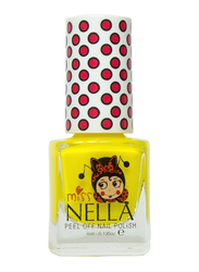 Miss Nella Nail Polish, 4ml, MN 13 Sun Kissed, Yellow