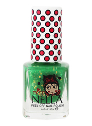 Miss Nella Nail Polish, 4ml, MN 16 Kiss the Frog, Green