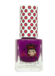Miss Nella Nail Polish, 4ml, MN 08 Jazzberry Jam, Purple