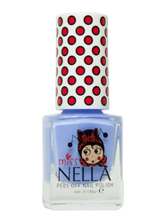 Miss Nella Nail Polish, 4ml, MN 12 Blue Bell, Blue