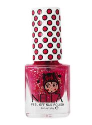 Miss Nella Nail Polish, 4ml, MN 18 Sugar Hugs, Pink